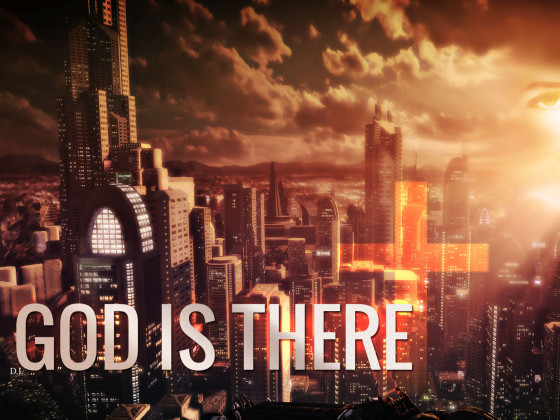God is there - RE